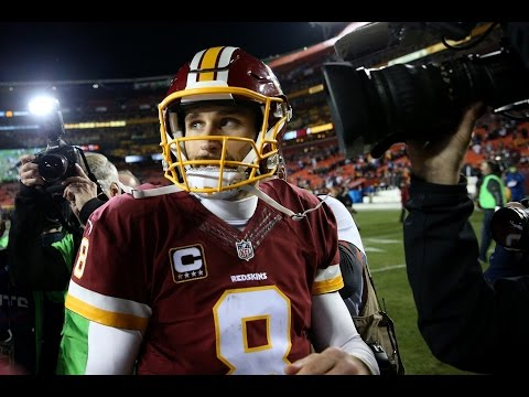 Redskins place exclusive franchise tag on Kirk Cousins