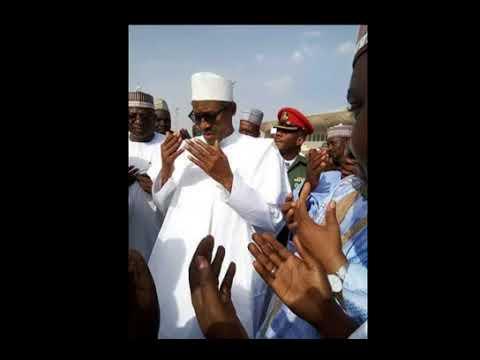 Download Buhari New Song Sannu da sauka dattijo by Rarara