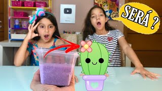 TURN THIS BAD SLIME INTO THIS SLIME CHALLENGE