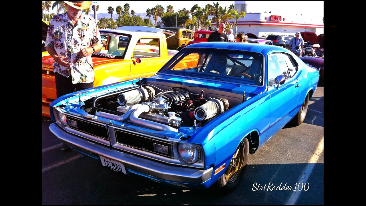 1971 Twin Turbo Dodge Demon Quot Mopar Baby Quot Youtube