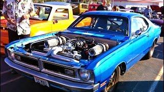 1971 Twin Turbo Dodge Demon
