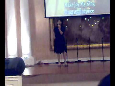 Jessie Chiang - I Love u LORD
