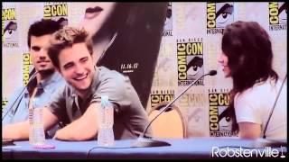 Comic Con 2012 Highlights : Robsten