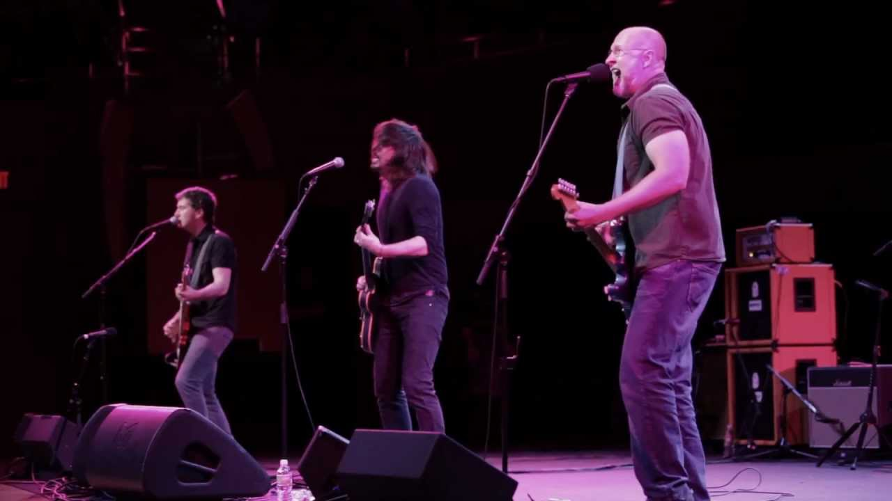 See Dave Grohl and Bob Mould Power Through Husker Du's 'Ice