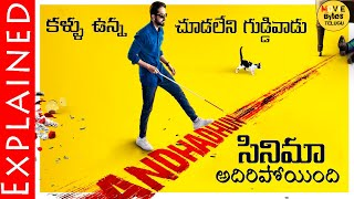 Andhadhun Movie Explained In Telugu || Andhadhun Hindi Movie || Movie Bytes Telugu