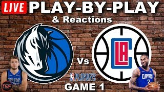 Luka doncic and the mavericks are finally in playoffs to take on klaw clippers. this should be an interesting fun series. who do you got?...