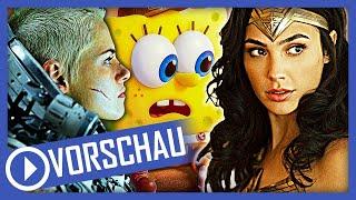 Unsere Vorschau für 2020! Wonder Woman 1984, Ghostbusters, Birds of Prey Unsere Vorschau für 2020!