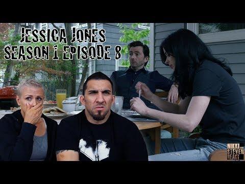 Download Marvel's Jessica Jones Season 1 Episode 8 'AKA WWJD?' REACTION!!