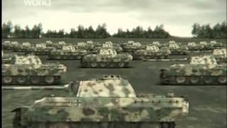 A legnagyobb tankcsaták - Normandiai tankcsaták.avi