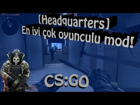 CS:GO - Coop - [Headquarters] En yeni en iyi çok oyunculu mod!