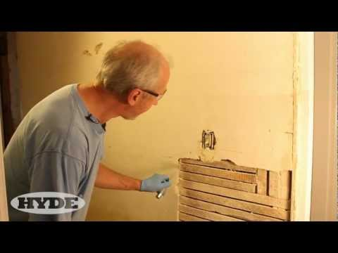 How to Fix a Hole in Plaster