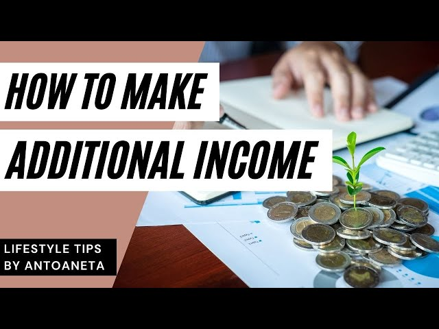 How To Make Additional Income (Money Tips) #short