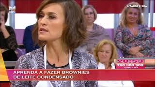 Fátima Lopes partilha aventuras com o filho