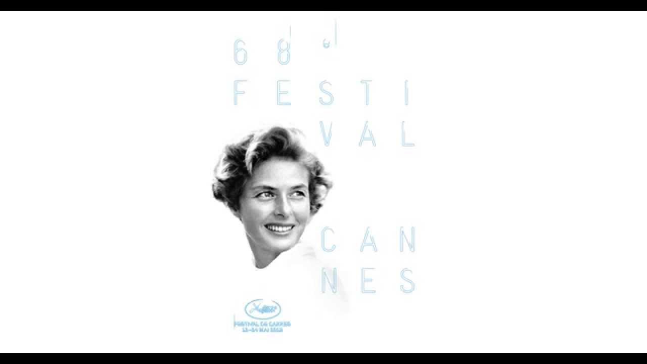 画像: Animation de l'affiche du 68e Festival de Cannes youtu.be