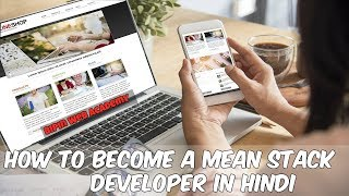 How to become a mean stack Developer in Hindi | Complete Course of Mean Stack Development in Hindi