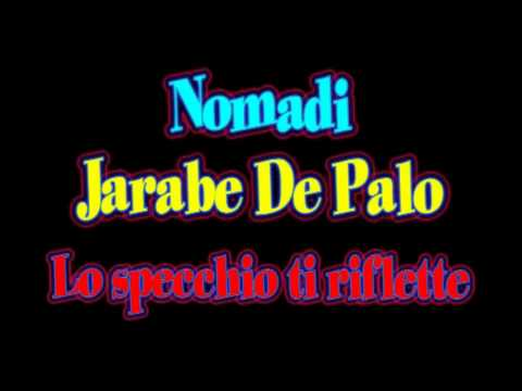 Nomadi and jarabe de palo lo specchio ti riflette cover by tek youtube - Nomadi lo specchio ti riflette ...