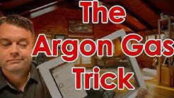 The Argon Gas Trick - Window Salespeople Tell Funny Stories