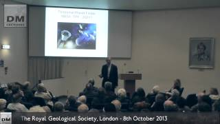"ROYAL ASTRONOMICAL SOCIETY LECTURE - ""ET ARE YOU OUT THERE?"" - 8 OCTOBER 2013"