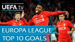 UEFA Europa League 2015/16 - Top ten goals