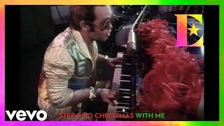Elton John - Step Into Christmas ( Singalong)