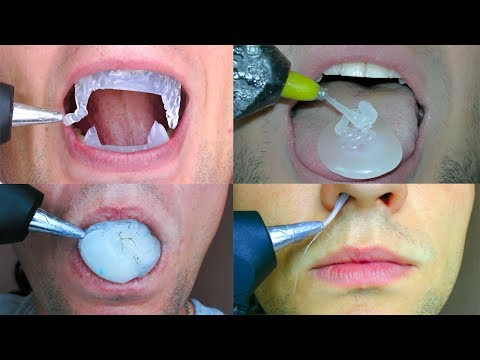 9 CRAZY Life Hacks With Glue gun Compilation