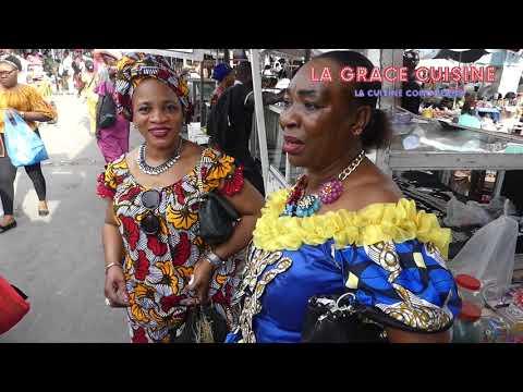 LA GRACE CUISINE AU CONGO: ZANDU YA MUNENE pt. 2
