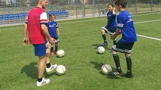 Trening Indywidualny FC Szabełki W Komplecie-Trener Mateusz - Na żywo