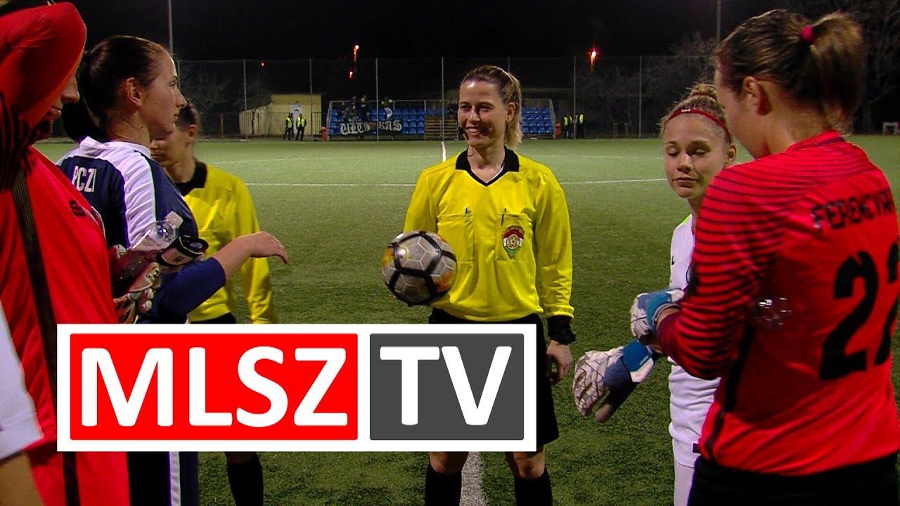 MTK HUNGÁRIA FC - FERENCVÁROSI TC | 0-0 | JET-SOL Liga | 13. forduló | MLSZTV