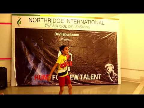 dance performance by KUSHAGRA SINGH