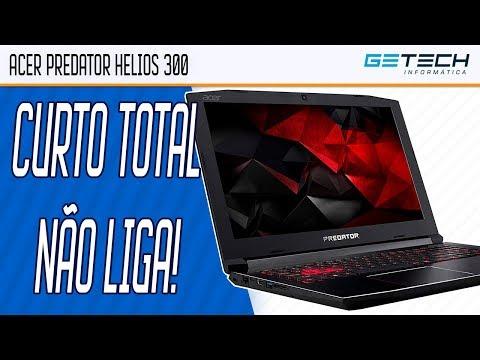 NOTEBOOK GAMER DE R$550000 JÁ ESTRAGOU? -  Acer Predator Helios 300