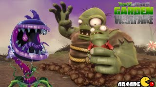 Plants Vs. Zombies: Garden Warfare All Special Boss Wave Cutsenses