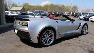 2017 Chevrolet Corvette Z06 2LZ Convertible For Sale~Low Miles~Loaded with Options!