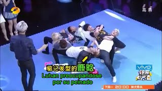 [SUB ESPAÑOL] 140705 EXO Happy Camp (3-8)