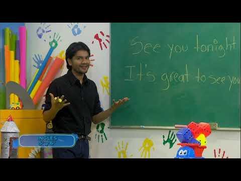 #AprendeEnCasa II | 5º y 6º Primaria | Inglés | See you on Saturday! | 9 sept. 2020