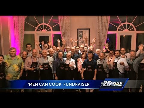 Men Who Cook 2018 Benefiting Gift Of Hope Abc 25 Wpbf