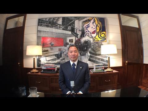 郭文贵5月29日报平安直播视频  关于王歧山