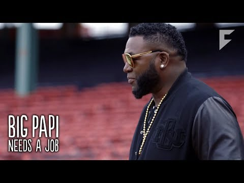 Meet Fenway's New Tour Guide | Big Papi Needs a Job