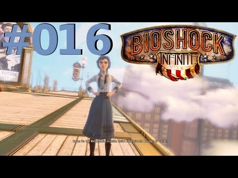 BioShock Infinite #016 - Ein Handyman.. W.T.F! [blind/PC/HD]
