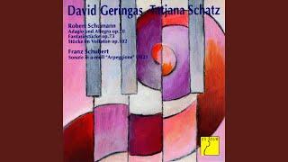 Fantasiestücke, Op. 73: No. 2. Lebhaft, leicht