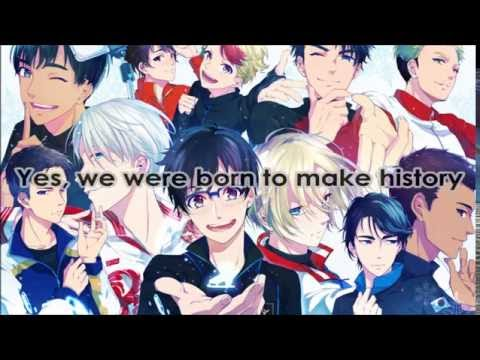 History Maker - Yuri!!! on Ice OP【Karaoke】
