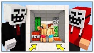 I TROLL CI HANNO RAPITO E IMPRIGIONATO! - Minecraft ITA