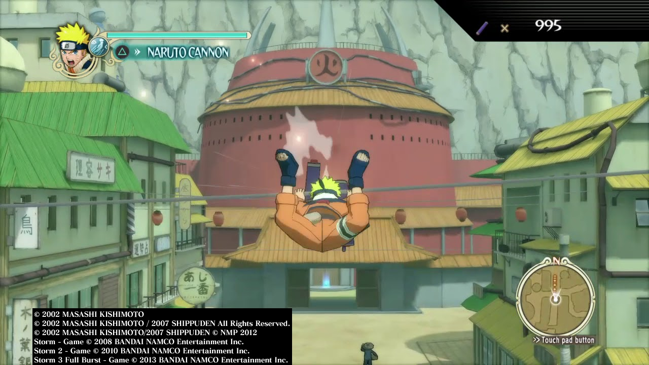 NARUTO: Ultimate Ninja STORM ~ Trophy Guide and Roadmap