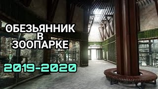 ОБЕЗЬЯННИК В НОВОМ ХАРЬКОВСКОМ ЗООПАРКЕ | Зоопарк Харьков