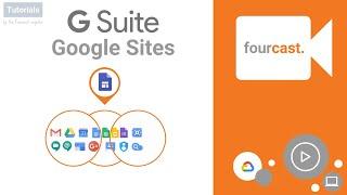 Gambar cover Google Sites - Basics of Sites