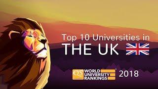 The Top 10 Universities in the UK 2018