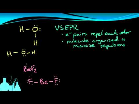 Chemistry 4.5 Molecular Geometry and VSEPR