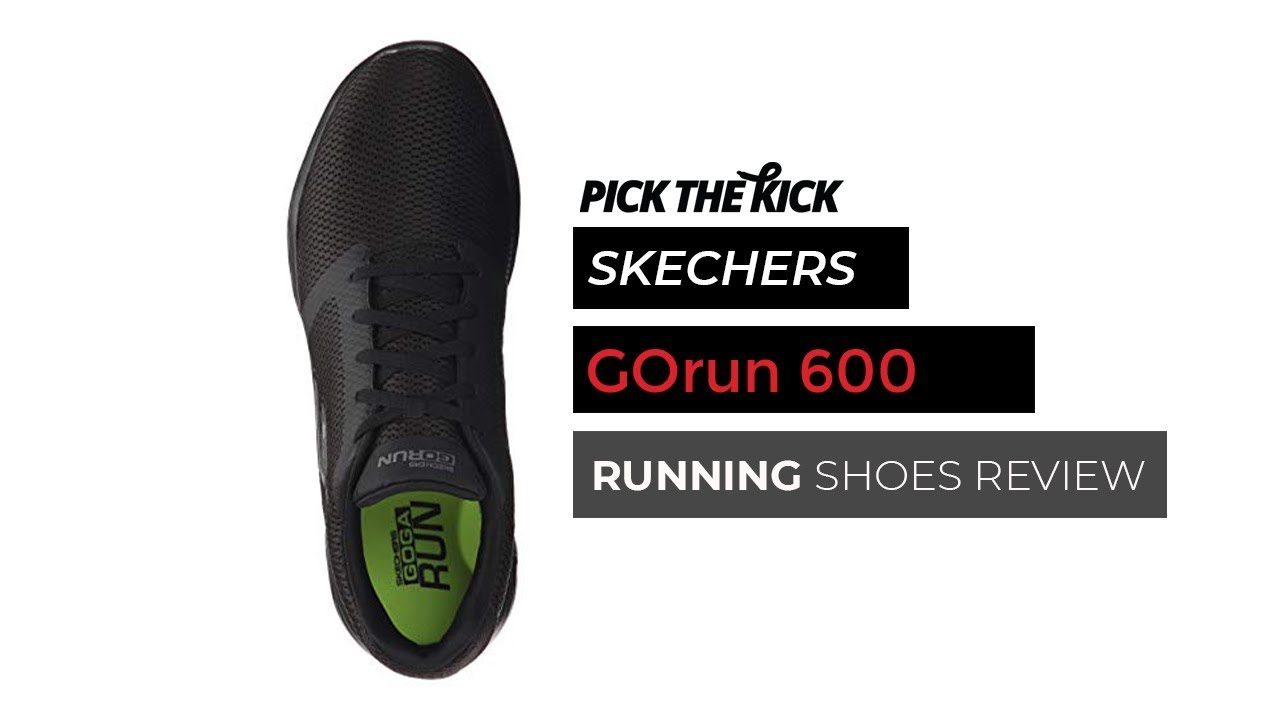 skechers go run 600 review