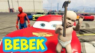 Gta 5 Tehlikeli Bebek Modu GTA 5 Komik Anlar