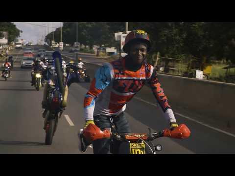 Welcome To Ghana - Slow Motion Bike Life