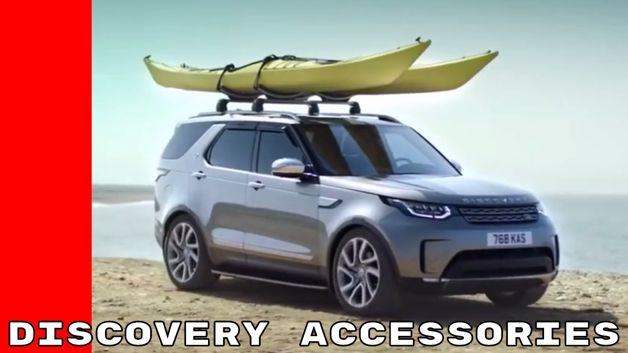 2018 land rover discovery accessories youtube. Black Bedroom Furniture Sets. Home Design Ideas
